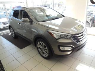 Used 2015 Hyundai Santa Fe Sport 2.0T LIMITED TRACTION INTÉGRALE TOIT NAV for sale in Dorval, QC