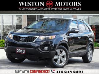 Used 2013 Kia Sorento EX*V6*AWD*LEATHER*BLUETOOTH!!* for sale in Toronto, ON