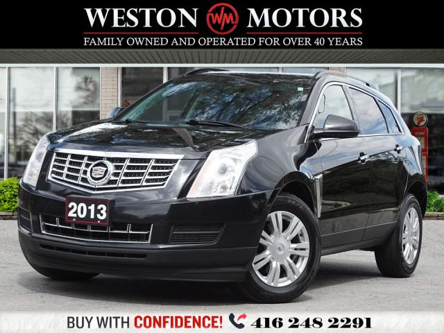 2013 Cadillac SRX 3.6L*LEATHER*NAVI*BLUETOOTH!!*