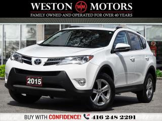 Used 2015 Toyota RAV4 XLE*SUNROOF*REV CAM*BLUETOOTH!!* for sale in Toronto, ON