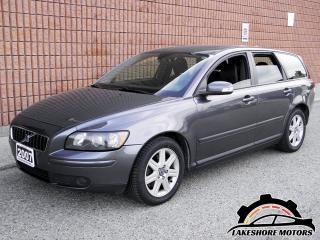 Used 2007 Volvo V50 2.4i || CERTIFIED || for sale in Waterloo, ON