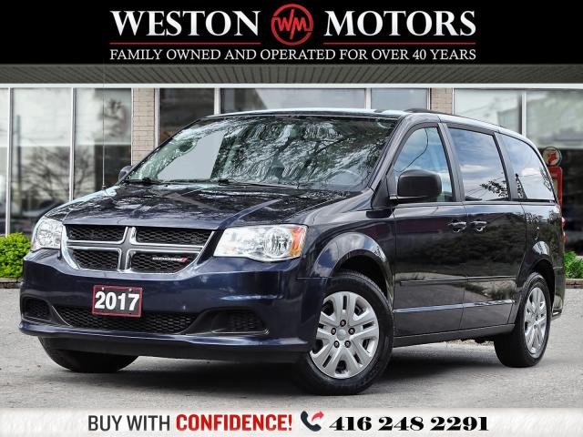 2017 Dodge Grand Caravan SXT*STOW N GO*PRICED TO SELL!!!