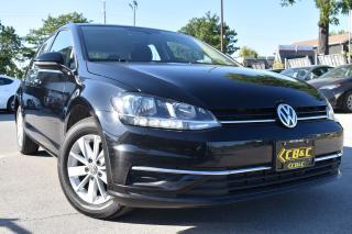 Used 2018 Volkswagen Golf COMFORTLINE TSI - HEATED SEATS - BACKUP CAMERA for sale in Oakville, ON