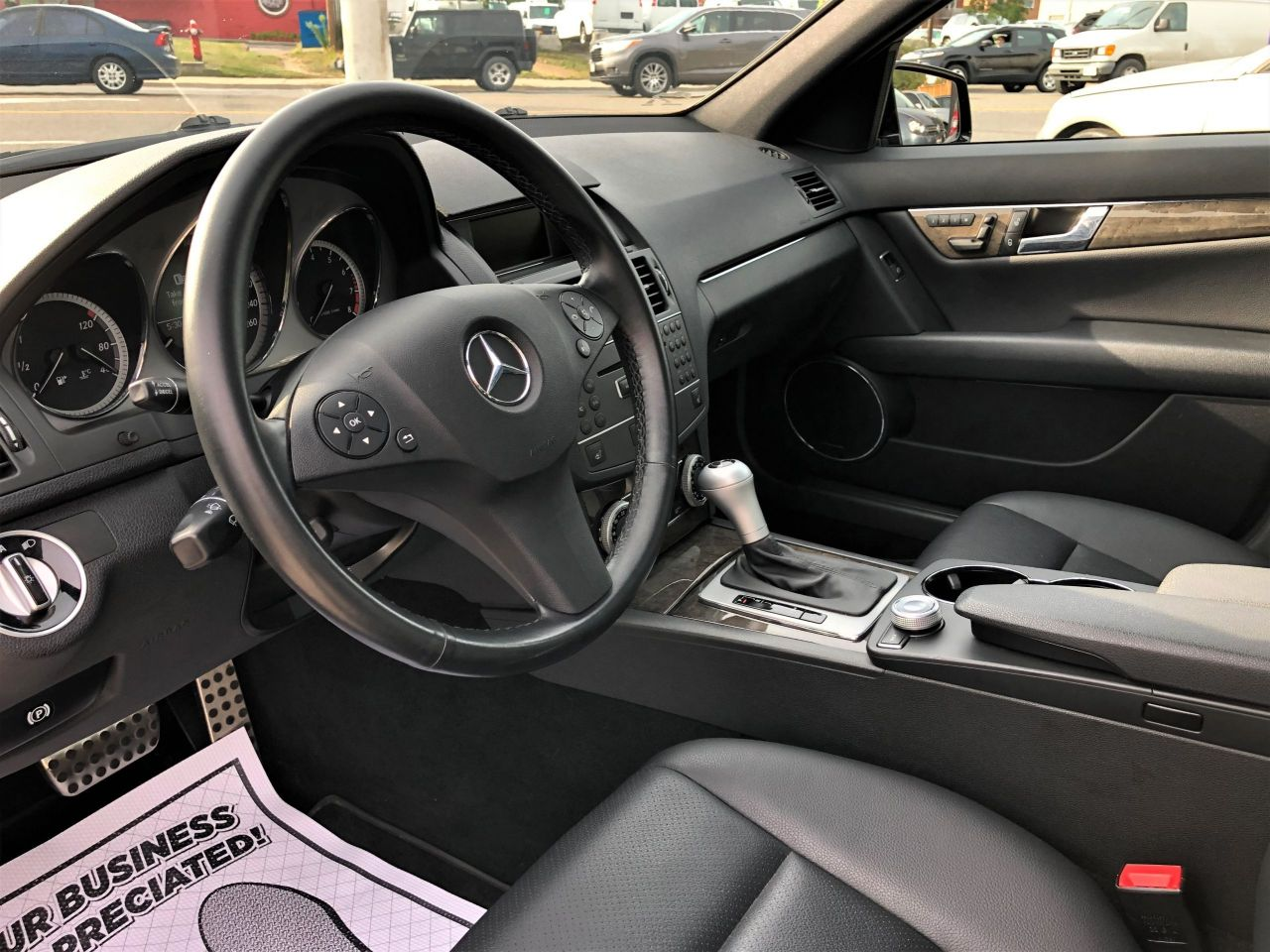 2011 Mercedes-Benz C 300