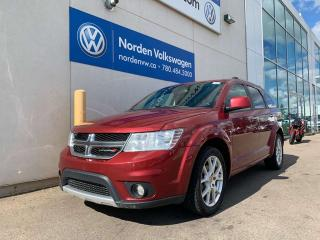 Used 2011 Dodge Journey R/T AWD - LOADED! LEATHER 7 PASS for sale in Edmonton, AB