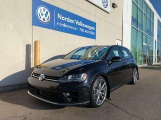 Used 2016 Volkswagen Golf R 2.0T 4MOTION AWD - TECH PKG / 6SPD for sale in Edmonton, AB