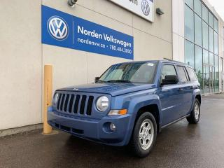 Used 2007 Jeep Patriot SPORT - HEATED SEATS / PWR PKG! for sale in Edmonton, AB