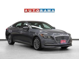 Used 2016 Hyundai Genesis 4WD Premium Navigation Leather Sunroof Backup Cam for sale in Toronto, ON