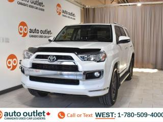 Used 2014 Toyota 4Runner Limited, 4.0L V6, 4wd, Leather heated seats, Backup camera, Sunroof, Bluetooth for sale in Edmonton, AB