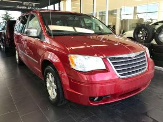 Used 2009 Chrysler Town & Country TOUR, POWER SEATS, DVD ENTERTAINMENT SYSTEM, SUNROOF for sale in Edmonton, AB