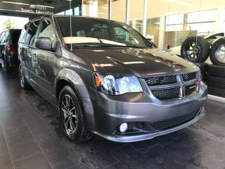 Used 2017 Dodge Grand Caravan GT, ACCIDENT FREE, POWER HEATED LEATHER SEATS, NAVI, DVD ENTERTAINMENT SYSTEM for sale in Edmonton, AB