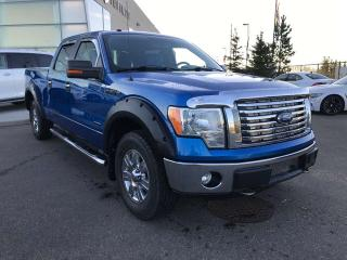 Used 2011 Ford F-150 XLT, ACCIDENT FREE, POWER SEATS, BLUETOOTH for sale in Edmonton, AB