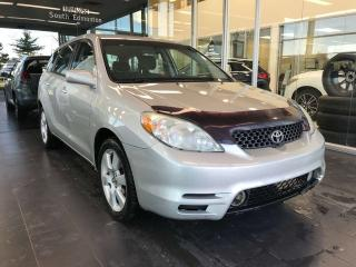 Used 2004 Toyota Matrix CRUISE CONTROL, A/C for sale in Edmonton, AB