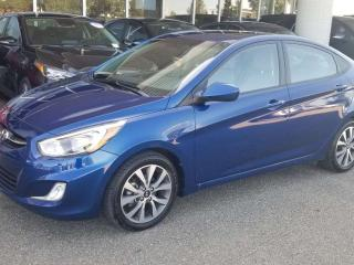 Used 2017 Hyundai Accent SE; BLUETOOTH, HEATED SEATS, CRUISE CONTROL, A/C AND MORE for sale in Edmonton, AB