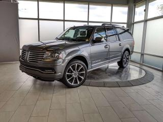 Used 2017 Lincoln Navigator L RSV for sale in Edmonton, AB