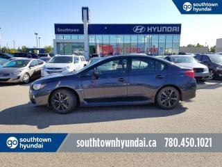 Used 2016 Subaru WRX SPORT PGK/AWD/BACK UP CAM/BLUETOOTH for sale in Edmonton, AB