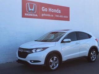 Used 2016 Honda HR-V Ex-L Awd for sale in Edmonton, AB