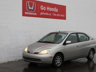Used 2001 Toyota Prius Hybrid for sale in Edmonton, AB