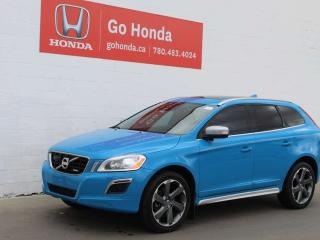 Used 2013 Volvo XC60 T6 R-Design Platinum AWD for sale in Edmonton, AB