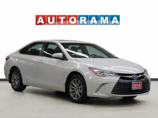 Used 2015 Toyota Camry XSE Navigation Leather Sunroof Backup Cam for sale in Toronto, ON