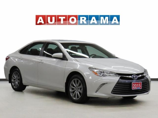 2015 Toyota Camry XSE Navigation Leather Sunroof Backup Cam