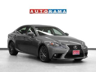 Used 2015 Lexus IS 250 4WD Leather Sunroof Backup Cam for sale in Toronto, ON