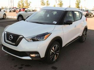 Used 2019 Nissan Kicks SR 4DR FWD BACKUP CAMERA PUSH START for sale in Edmonton, AB