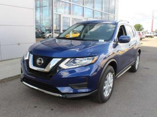 Used 2020 Nissan Rogue S FWD for sale in Edmonton, AB