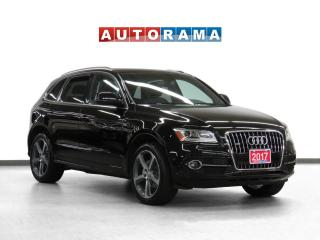 Used 2017 Audi Q5 2.0T S Line 4WD Navigation Leather Sunroof BCam for sale in Toronto, ON