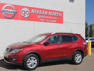Used 2016 Nissan Rogue SV/AWD/ONE OWNER/PANO ROOF/HEATED SEATS for sale in Edmonton, AB