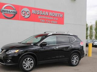 Used 2014 Nissan Rogue SL/AWD/ONE OWNER/LEATHER/PANO ROOF for sale in Edmonton, AB