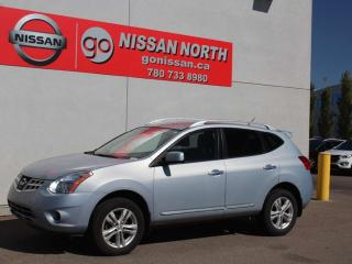 Used 2013 Nissan Rogue SV/AWD/ONE OWNER/HEATED SEATS/BACKUP CAM for sale in Edmonton, AB