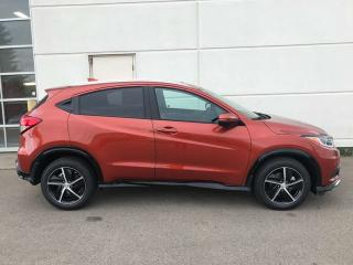 Used 2019 Honda HR-V Sport Heated Seats Sunroof Back Up Camera for sale in Red Deer, AB