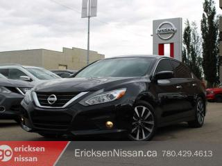 Used 2016 Nissan Altima SV l Heated seats l Hail Damage special for sale in Edmonton, AB