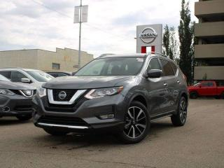 Used 2019 Nissan Rogue SL 4dr AWD Sport Utility for sale in Edmonton, AB