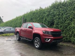 Used 2017 Chevrolet Colorado 2WD Z71 for sale in Surrey, BC