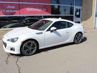Used 2016 Subaru BRZ Sport-tech / GPS Navigation for sale in Edmonton, AB