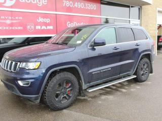 Used 2017 Jeep Grand Cherokee LAREDO / BACKUP CAMERA for sale in Edmonton, AB