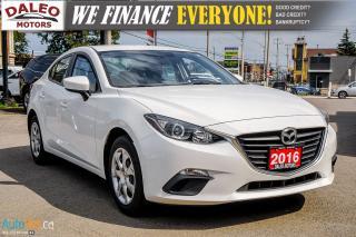 Used 2016 Mazda MAZDA3 GX | BACKUP CAM | BLUETOOTH | for sale in Hamilton, ON