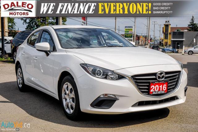 2016 Mazda MAZDA3 GX | BACKUP CAM | BLUETOOTH |