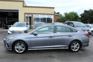 Used 2019 Hyundai Sonata SPORT for sale in Brampton, ON