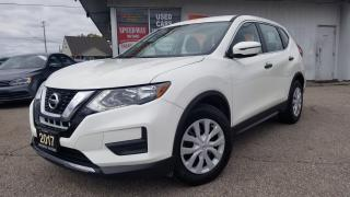 Used 2017 Nissan Rogue S - Camera, Heated Seats, One Owner for sale in Mississauga, ON