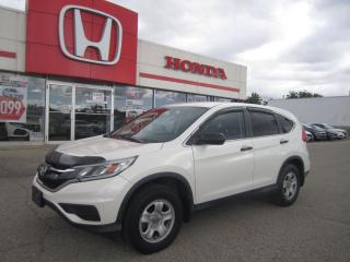 Used 2015 Honda CR-V LX for sale in Simcoe, ON
