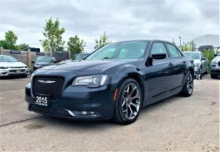 Used 2015 Chrysler 300 300S for sale in Brampton, ON