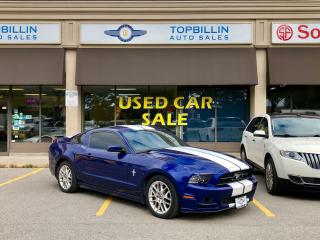 Used 2014 Ford Mustang V6 Premium, 6 Speed, ROUSH Exhaust for sale in Vaughan, ON