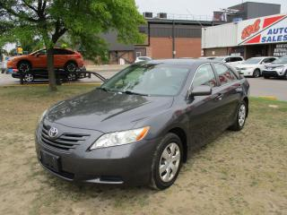 Used 2009 Toyota Camry LE~LOW KM'S~NO ACCIDENTS~CERTIFIED!!! for sale in Toronto, ON