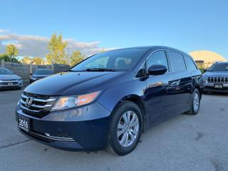 Used 2016 Honda Odyssey EX for sale in Brampton, ON