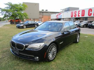 Used 2011 BMW 7 Series 750i xDrive~Entertainment Pkg.~Night Vision~ for sale in Toronto, ON