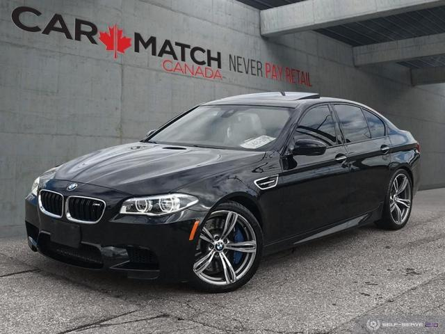 2014 BMW M5 NAV / NO ACCIDENTS / 79365KM