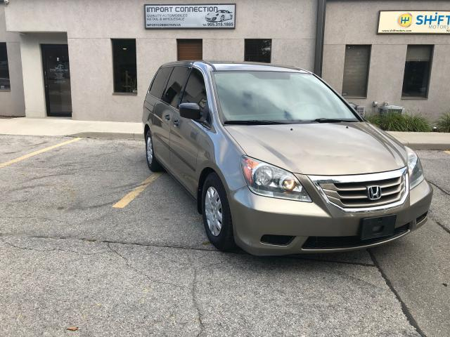2009 Honda Odyssey LX,VERY CLEAN! NO ACCIDENTS LOCAL TRADE